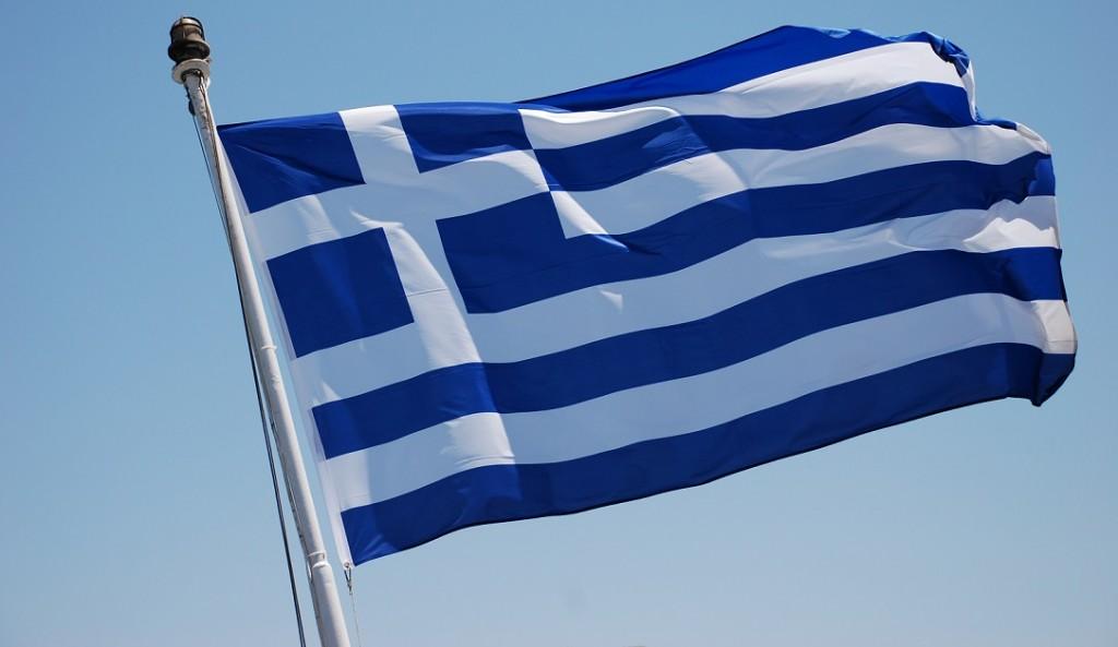 grecka vlajka