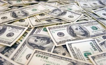 americké doláre