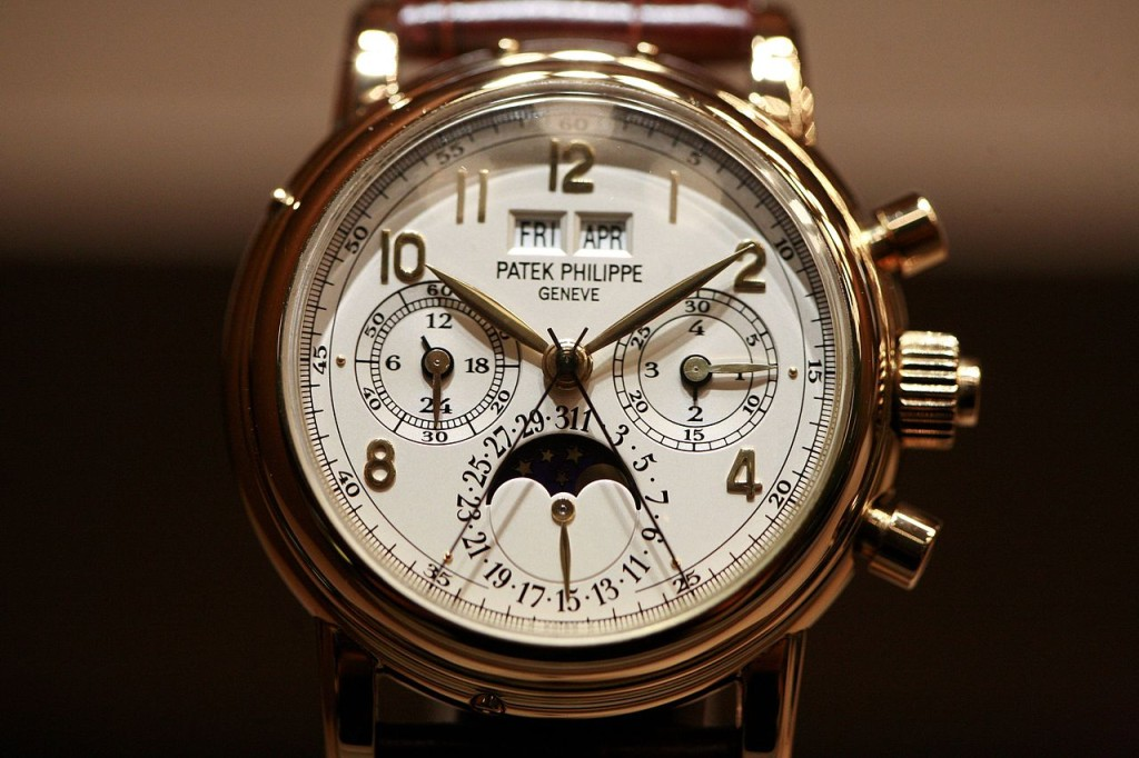 Patek Philippe hodinky