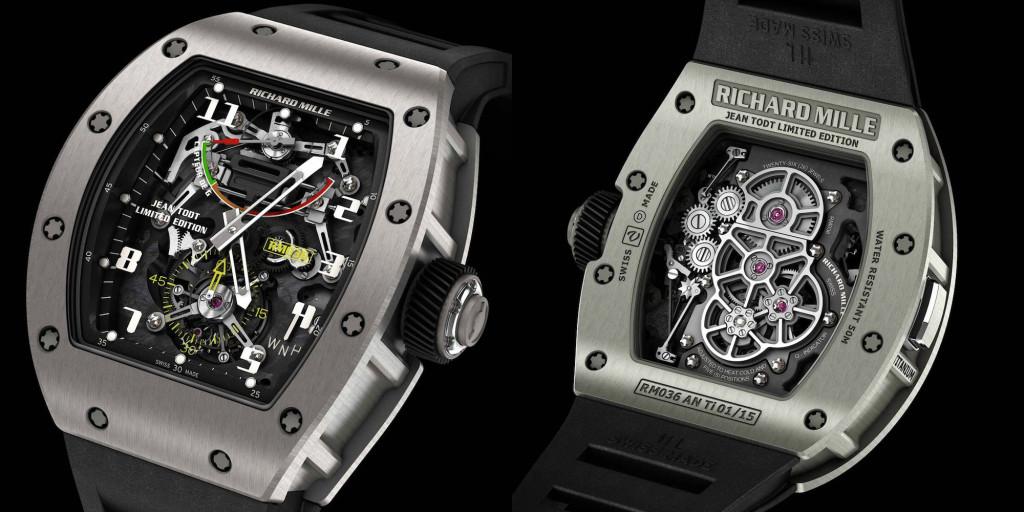hodinky Richard Mille