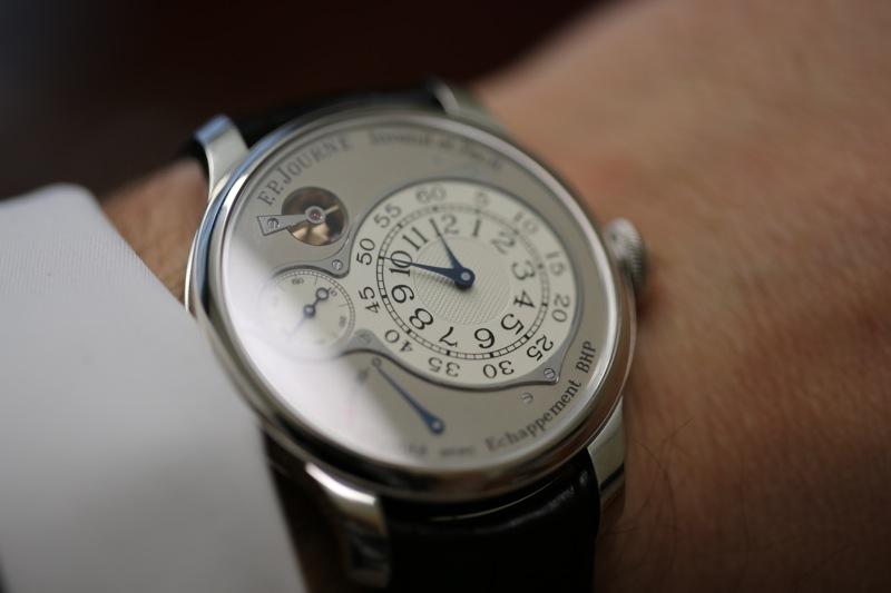 hodinky F. P. Journe