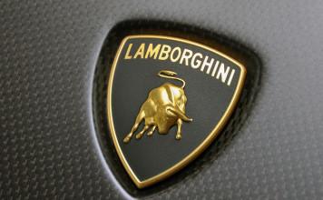 značka Lamborghini