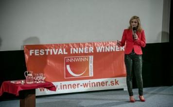 Lucia Synčáková festival Inner Winner