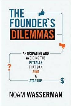The Founders Dilemmas
