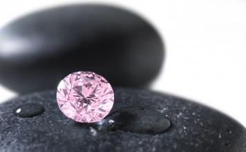 ružové diamanty