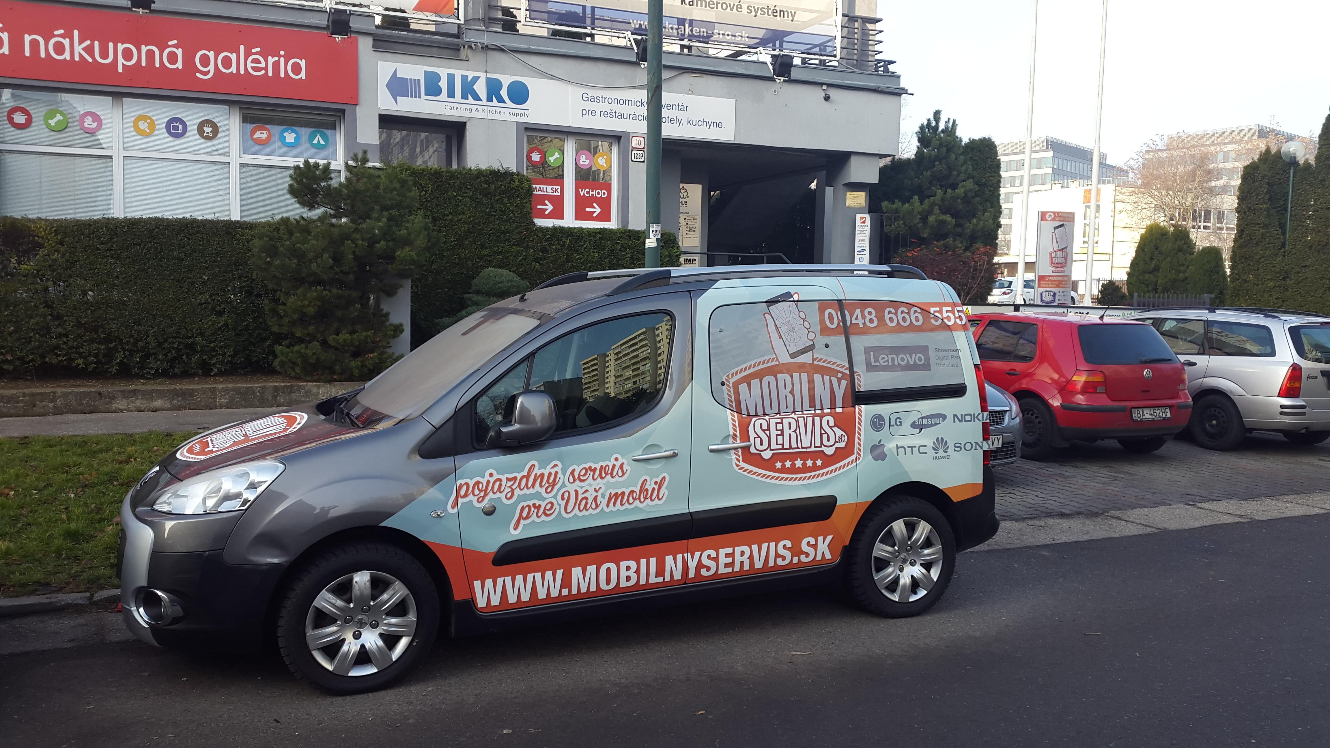 auto mobilný servis