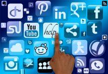 sociálne média