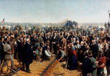 Muži, ktorí vybudovali Ameriku
