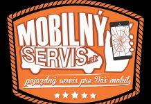 mobilný servis
