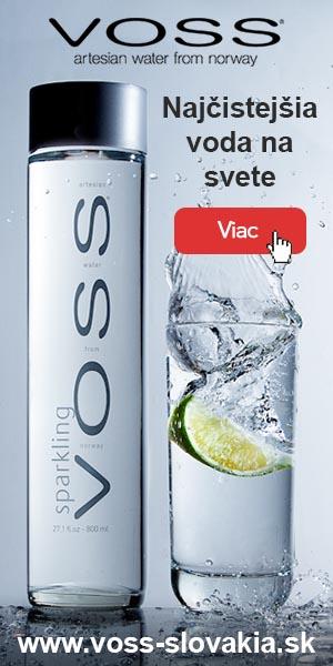Voss - najčistejšia voda na svete