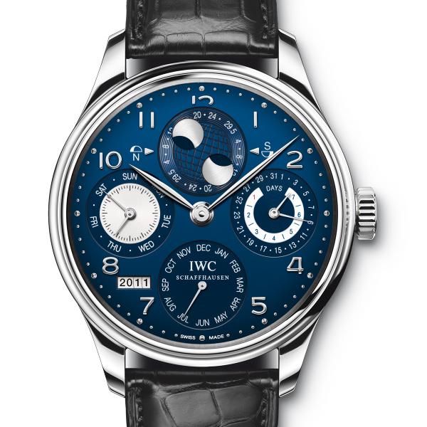 hodinky značky IWC