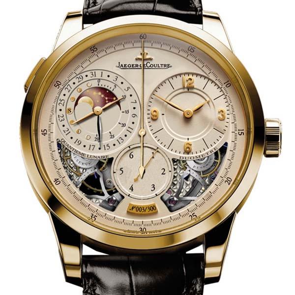 JAEGER-LECOULTRE hodinky