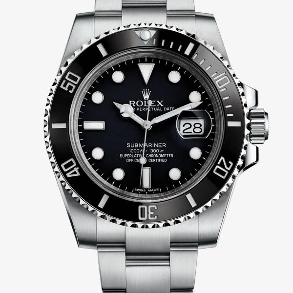 Rolex SUBMARINER DATE cena