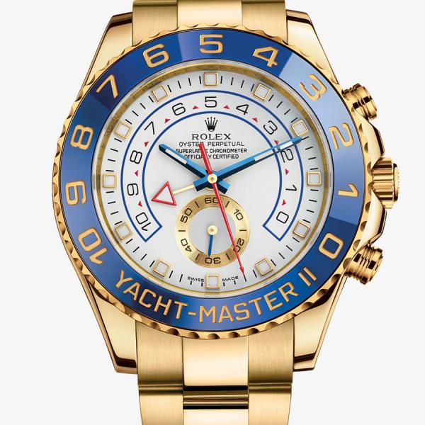 Rolex Yachtmaster II hodinky