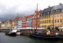 kodaň v dánsku