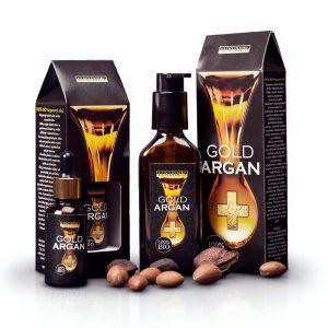 argánový olej