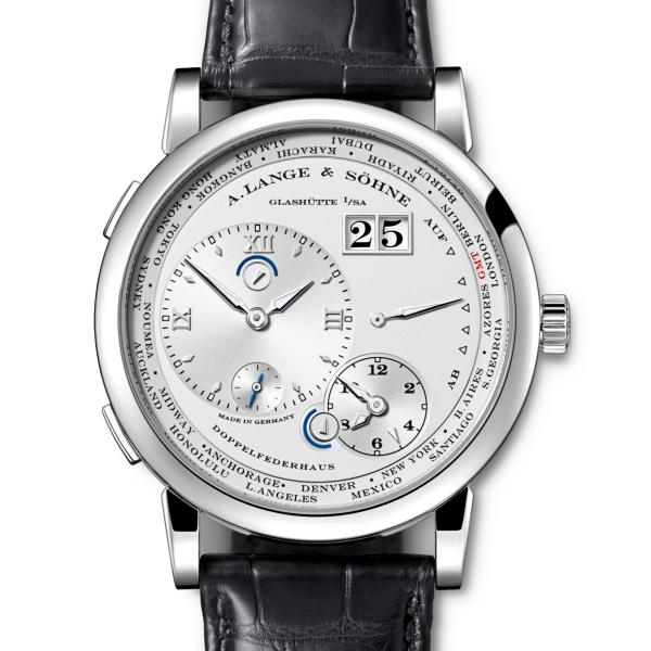 hodinky LANGE 1 TIME ZONE cena