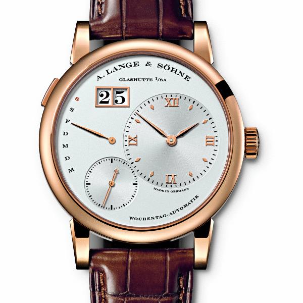 značka hodiniek A. LANGE & SÖHNE