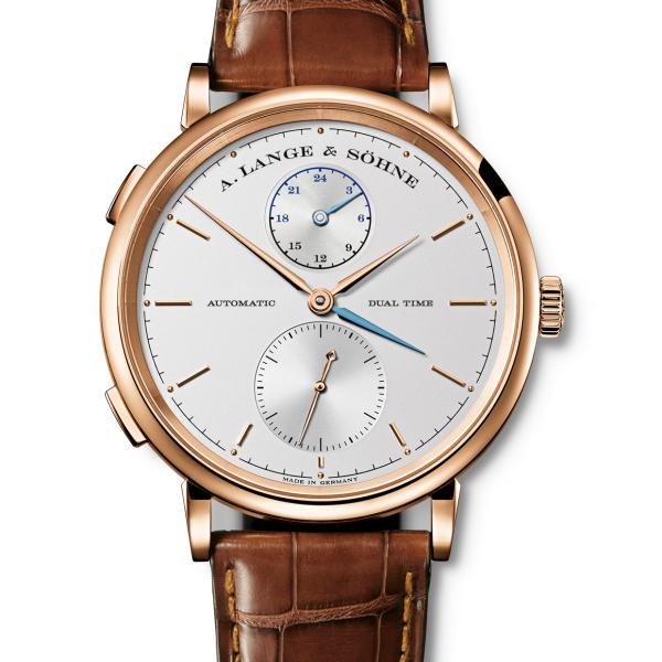 hodinky SAXONIA DUAL TIME cena