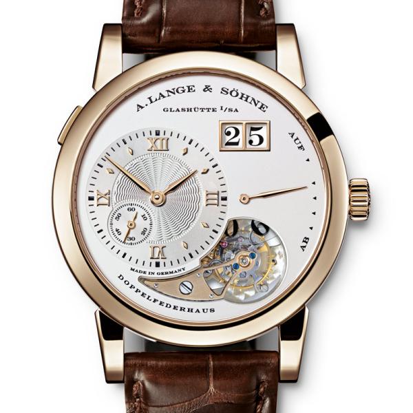 luxusné hodinky A. LANGE & SÖHNE