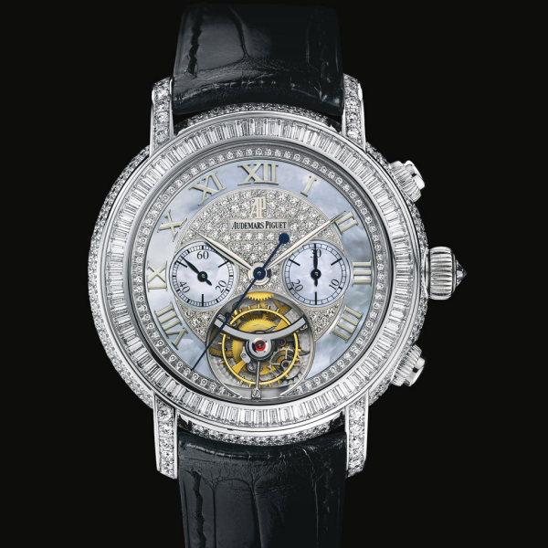 hodinky JULES AUDEMARS LADY cena