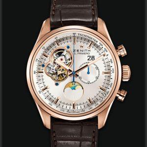 CHRONOMASTER OPEN MOON & SUNPHASES hodinky
