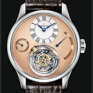 hodinky ZENITH CHRISTOPHE COLOMB cena