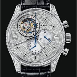 hodinky ZENITH tourbilion