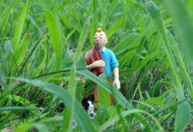 detektívovi Tintinovi