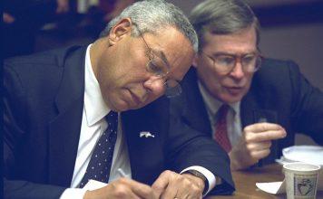 generál Colin Powell