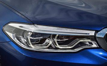 nové BMW 5 Touring