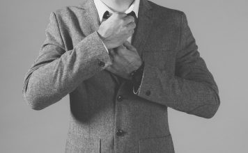 kombinuj kravatu s košeľou