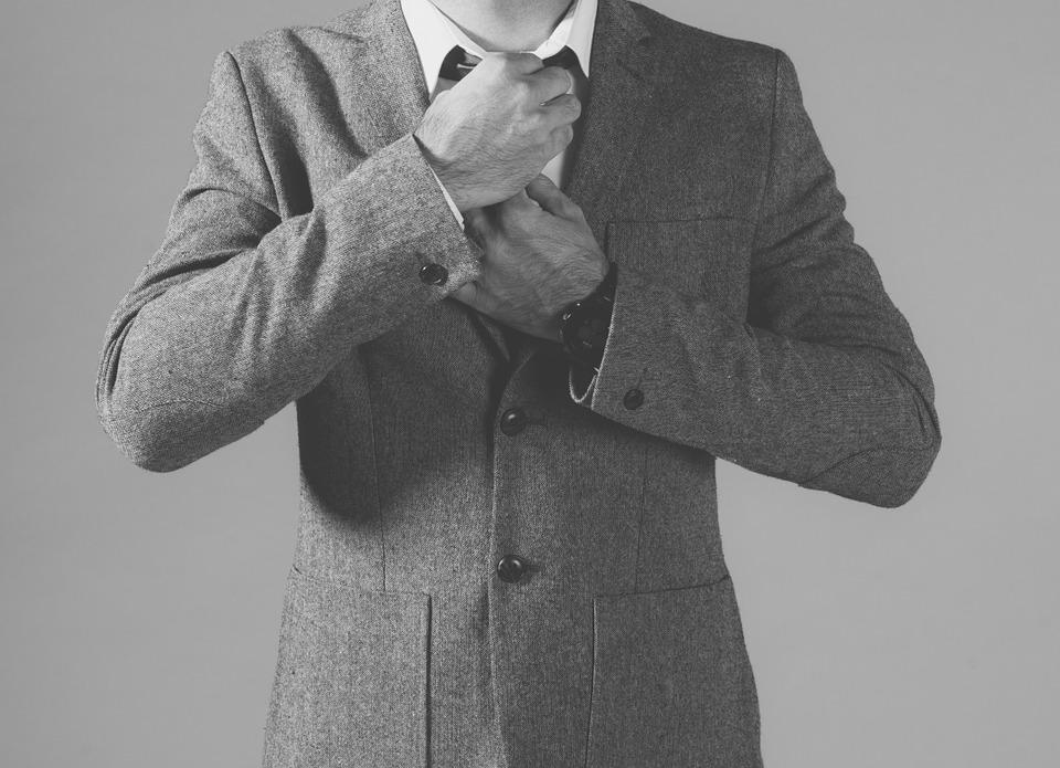 c0808b764f3b Kombinuj svoju kravatu s košeľou ako profesionál