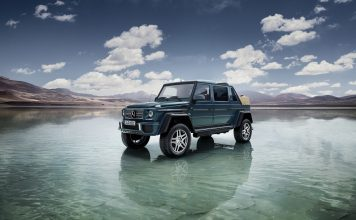 Mercedes-Maybach G 650 Landaulet,