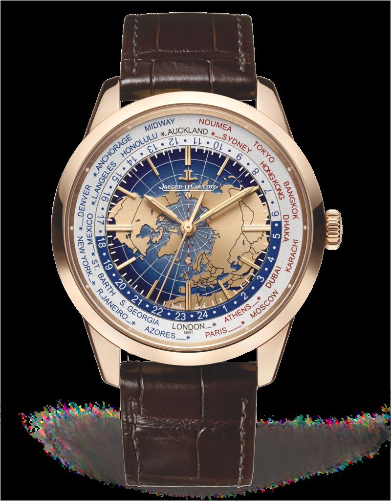 švajčiarske hodinky Jaeger-LeCoultre geophysic
