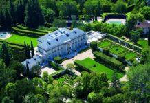 najdrahší dom v USA
