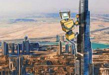Dubaj vydá prvú štátnu kryptomenu