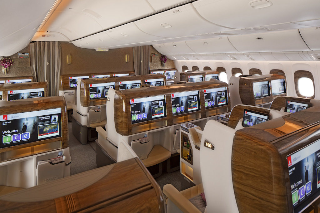 Aerolinky Emirates predstavili novú prvú triedu, takto vyzerá