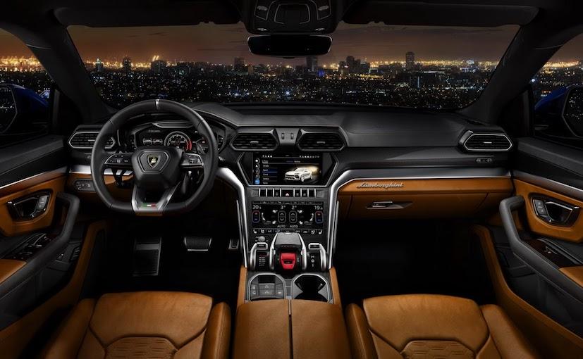 Lamborghini predstavuje svojho nového býka Urus 3