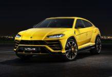 Lamborghini predstavuje svojho nového býka Urus