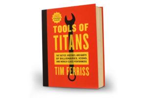 nástroje titanov kniha