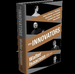 kniha Inovátori