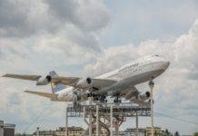 Legendárny Jumbo jet po 48 rokoch v Amerike dolietal