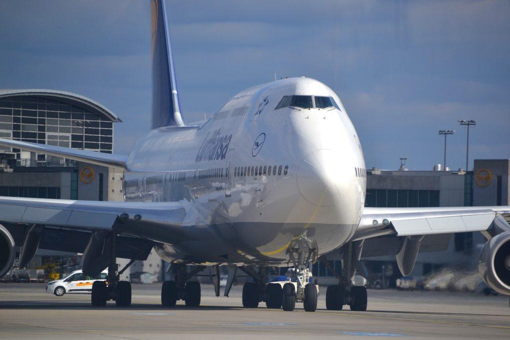 Legendárny Jumbo jet v Amerike dolietal