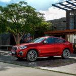 nove BMW X4 xDrive M40d