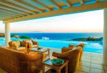 Vila pri mori na Gréckom ostrove Mykonos môže byť vaša za 40 eur