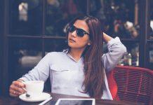 luxusné slnečné okuliare