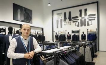 Biznis rozhovor so Slovákom Mariánom Kandalom - zakladateľom úspešnej predajne oblekov MONO