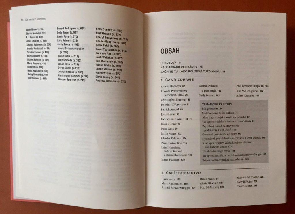 ukážka z knihy nástroje titanov 5