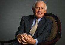 Legendárny Jim Rohn a jeho 10 motivačných posolstiev